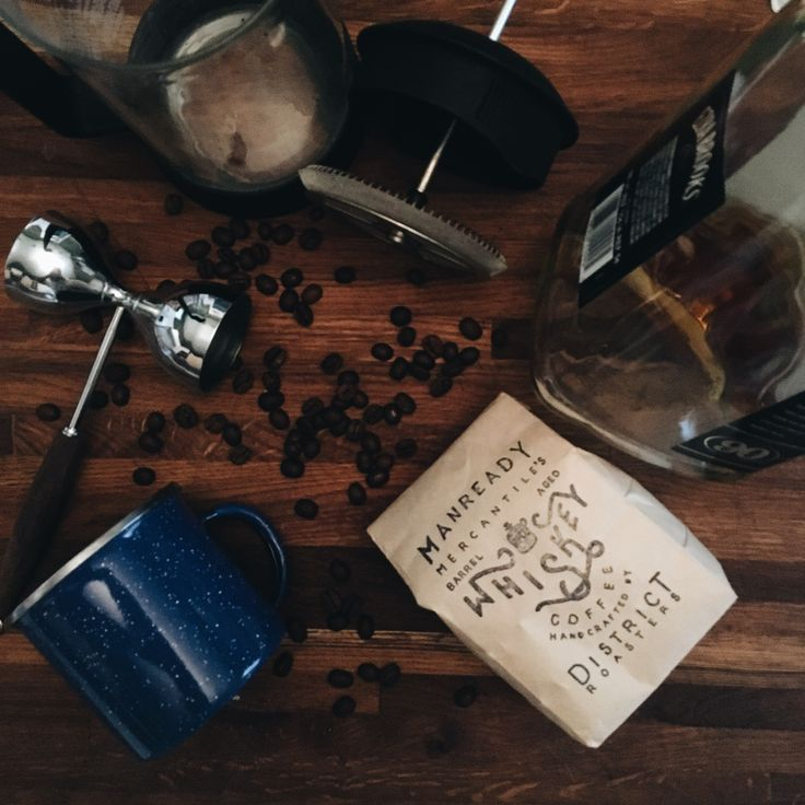 A Manready Mercantile exclusive, in collaboration with DISTRICT. Bringing the goodness of Kentucky-based JB whiskey flavors to world-class DISTRICT coffees. You know you want some of this! The uniquen