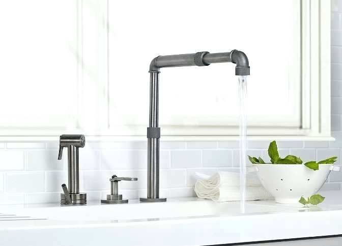 industrial faucet industrial kitchen faucets stainless steel ...