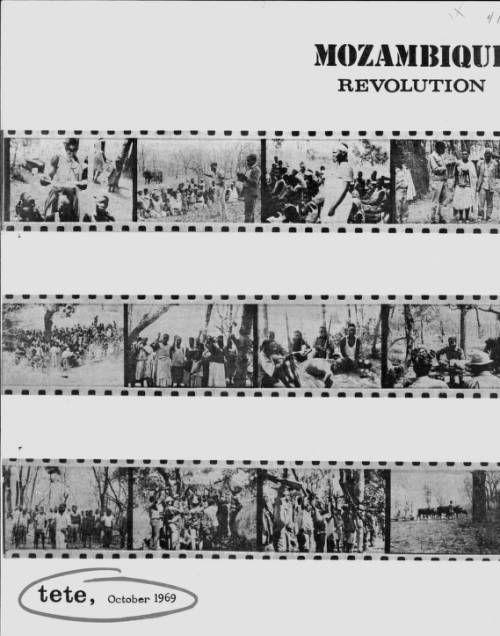 Page 1 :: Mozambican revolution, no. 41, Oct.-Dec. 1969 :: Emerging Nationalism in Portuguese Africa, 1959-1965. http://digitallibrary.usc.edu/cdm/ref/collection/p15799coll60/id/1754