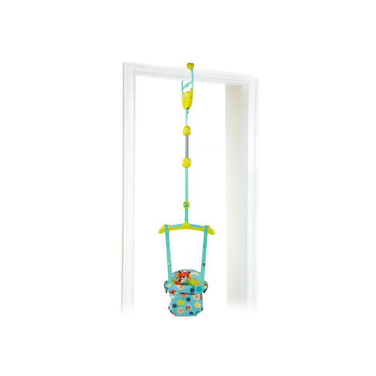 Bright Starts Kaleidoscope Safari Door Jumper, Multicolor