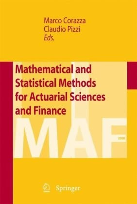 59 best mathematica images on pinterest physical science civil mathematical and statistical methods for actuarial sciences and finance edited by marco corazza fandeluxe Images