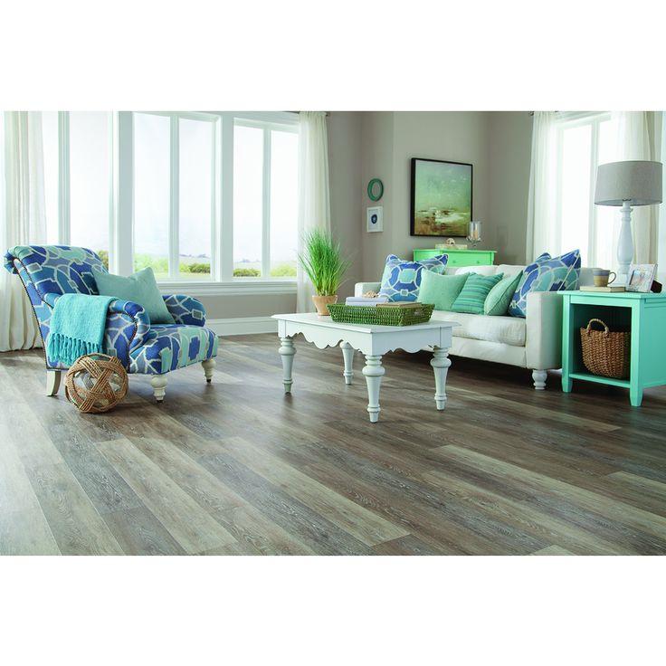 Bathroom Kitchen Floor Shop Stainmaster 10 Piece 5 74 In