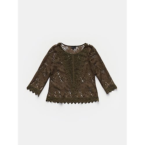 Top, Seven Sisters Funky lace top - The Sting
