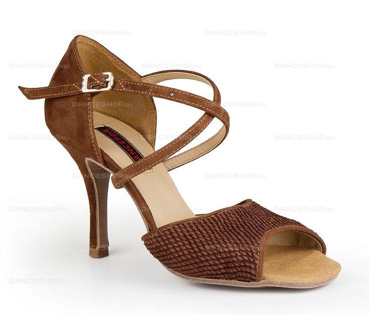 Обувь для танцев DanceFox, модель Fox LArT 030 аргентинское танго женская
