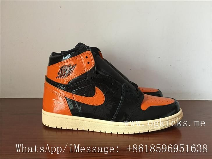 Authentic Quality Air Jordan 1 Shattered Backboard 3 0 Hype