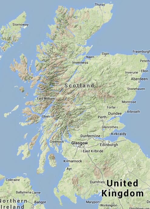 Long Distance Walks in Scotland (Walkhighlands)