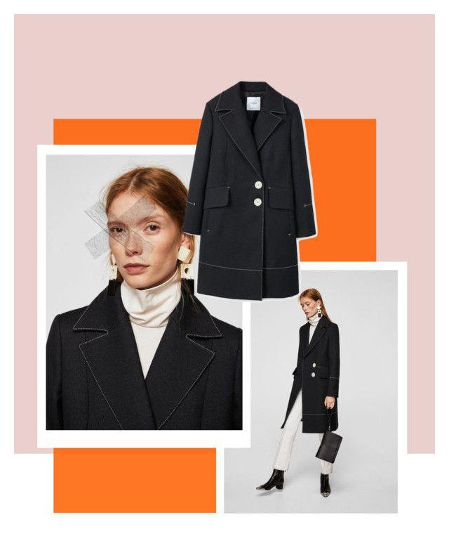 """""""Mango Campain coat"""" by alejandro-1234 on Polyvore"""