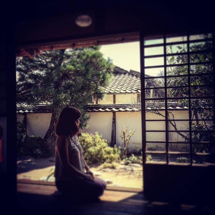 #timetravel #trip #萩 #japan #木戸孝允 #japan #samurai #garden #長州 #impression (by 26miii)