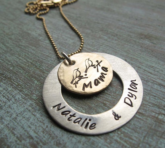 I really want a 'Mummy' necklace