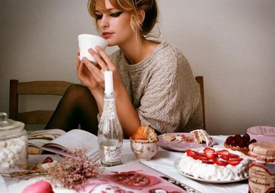 breakfast: Cake, Teas Time, Food Magazines, Cat Eye, Over Sweaters, Food Blog, Sweet Desserts, Teas Parties, Food Trends