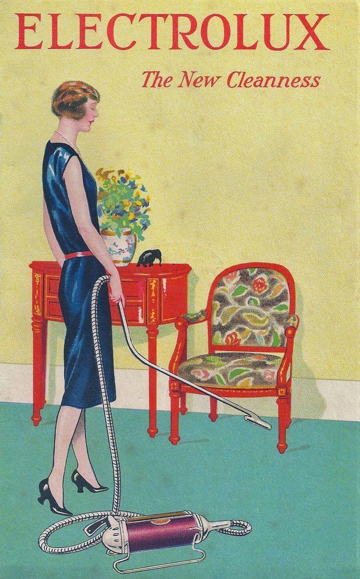 Electrolux vacuum...