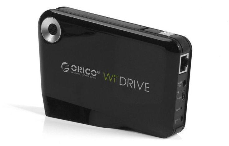 WIRELESS HARD DISK ENCLOSURE ORICO WDX-8625 #ORICO