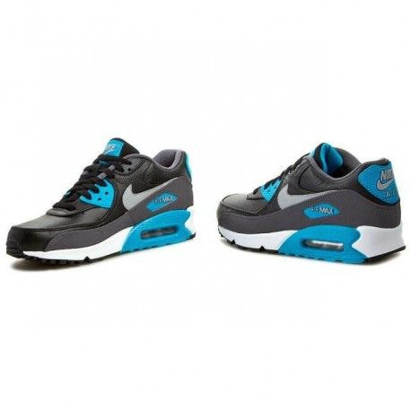 NIKE AIR MAX 90 LEATHER 652980-004