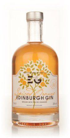 Edinburgh Spiced Orange Flavoured Gin: Amazon.co.uk: Grocery
