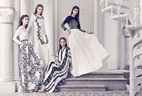 Baju Raya 2016 Baju Raya Moden Fesyen Terkini