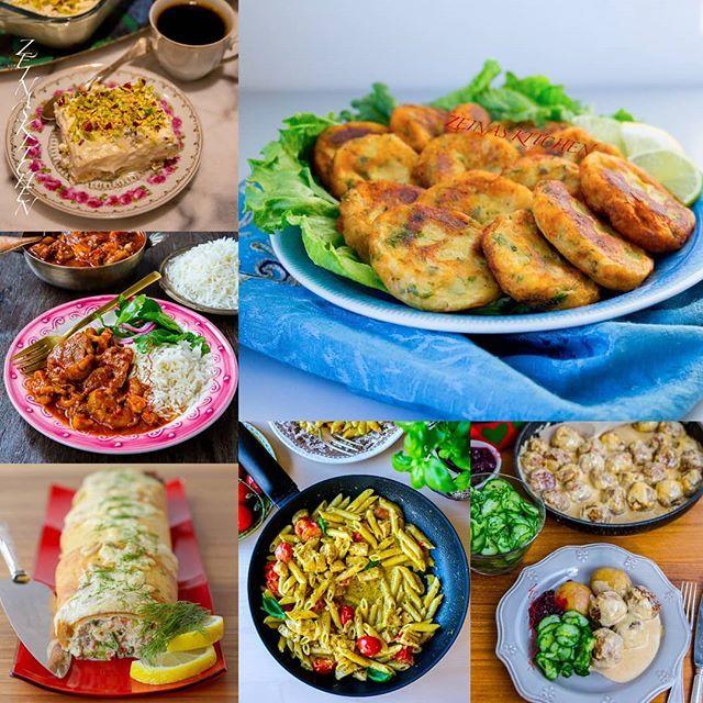veckans matsedel recept