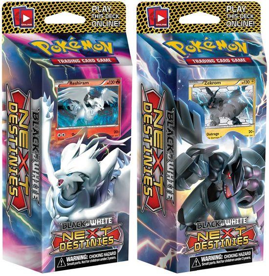 pokemon packs | ... Pokemon - Next Destinies : Images des différents packs ! - P-Pokemon Plus