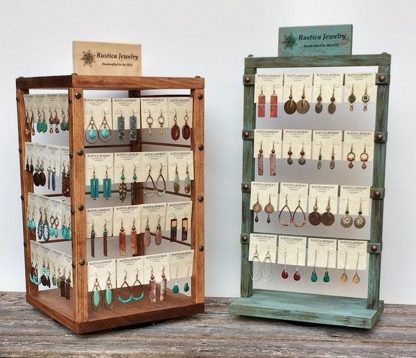 Best 25+ Earring display ideas on Pinterest | Earring ...