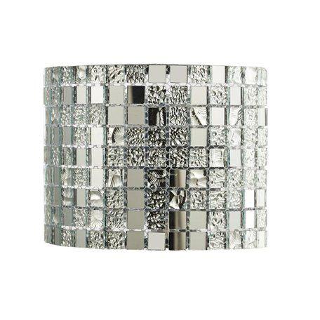 Mosaik Vägglampa