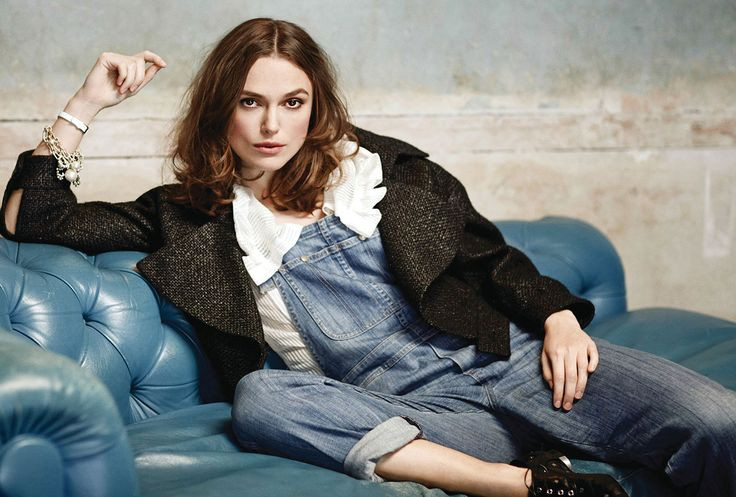 Keira Knightley is a Peach | www.celebritypeach.com: