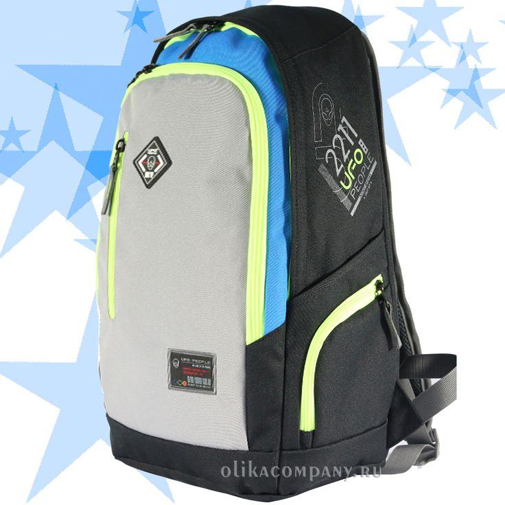 Рюкзак 7742 молодежный, размеры 28*14*44 см 2600 руб #сумки #рюкзак #учеба #школа