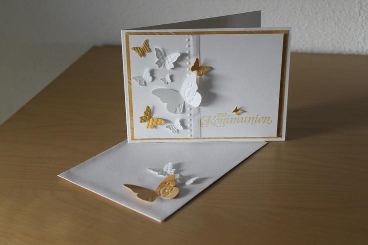 Kommunion - Butterfly