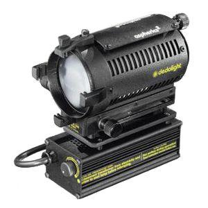 Dedolight DLHM4-300 Tungsten Light Head, 150W (120V)