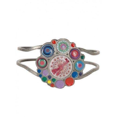 Bracelet Desigual Circulos Car Couleurs Multicouleur U U | Your #1 Source for Jewelry and Accessories
