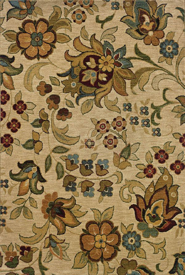 Sphinx Infinity 1105 Beige Green 1105A Area Rugs 910 X