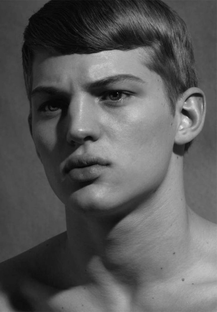 Side Swept Short Young Men Hairstyles Is Part Of Short
