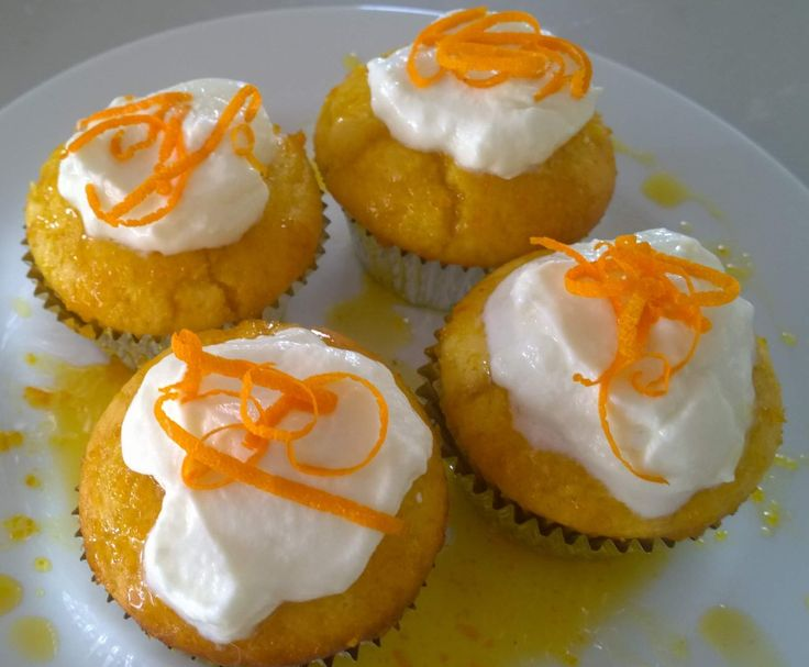 Middle Eastern Syrup Cupcakes | Thermomix | RSPCA Cupcake Day