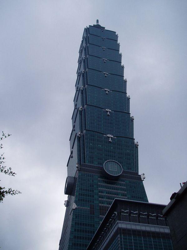 Taipei 101 – 509 m