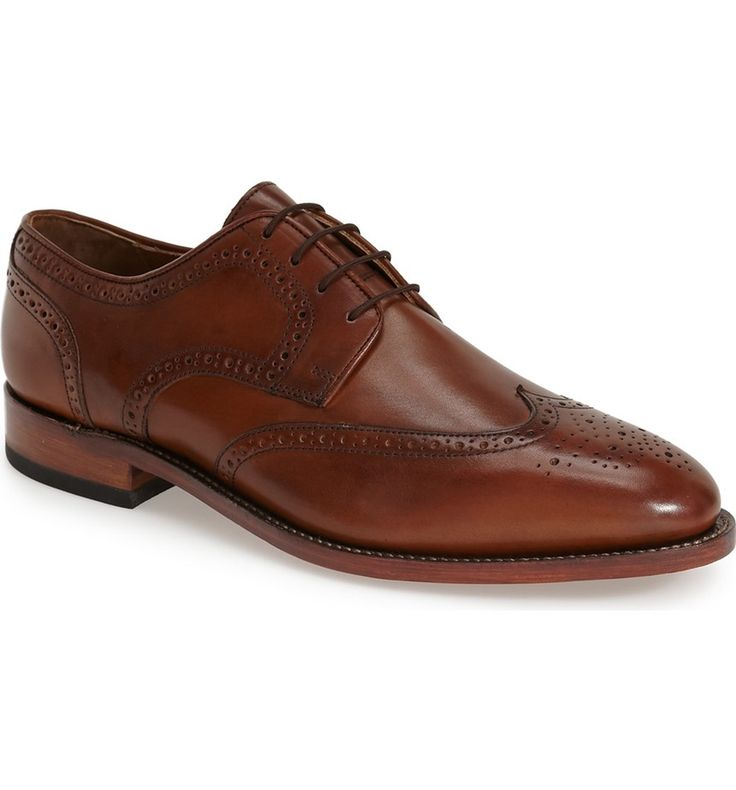 Main Image - Johnston & Murphy 'Melton' Wingtip (Men)