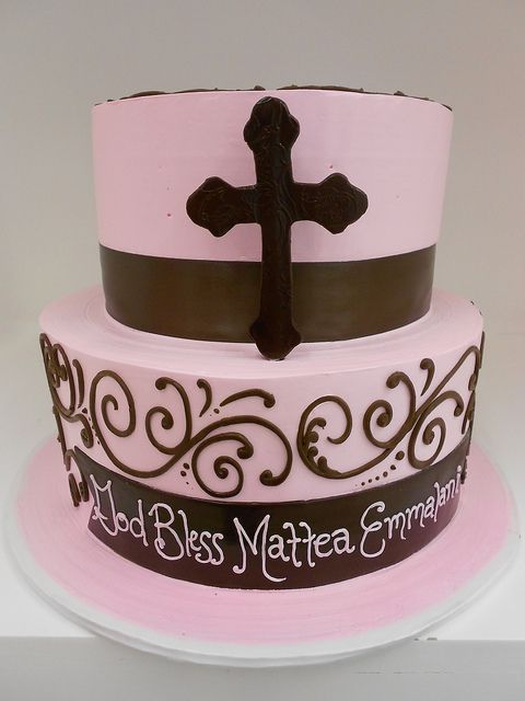 33 best images about Religious Cakes on Pinterest Pink ...