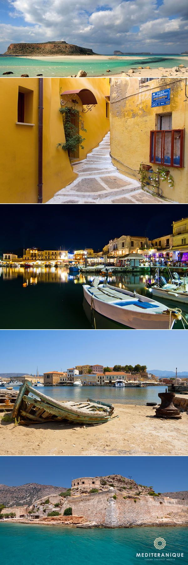 Crete is one of the most diverse islands in greece for luxury hotels in crete