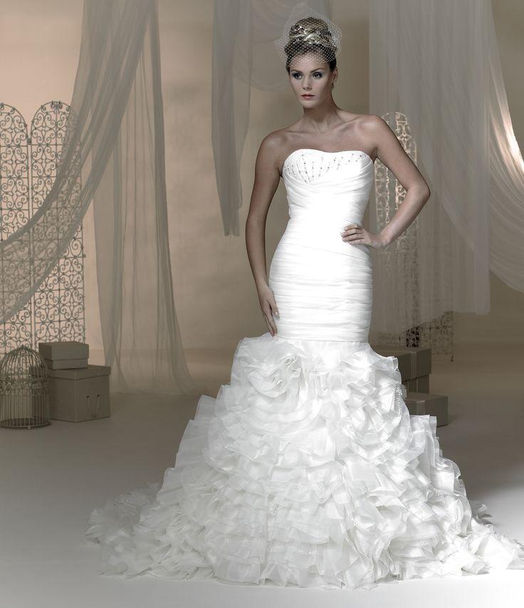 63 best Phoenix Wedding Gowns images on Pinterest | Short wedding ...