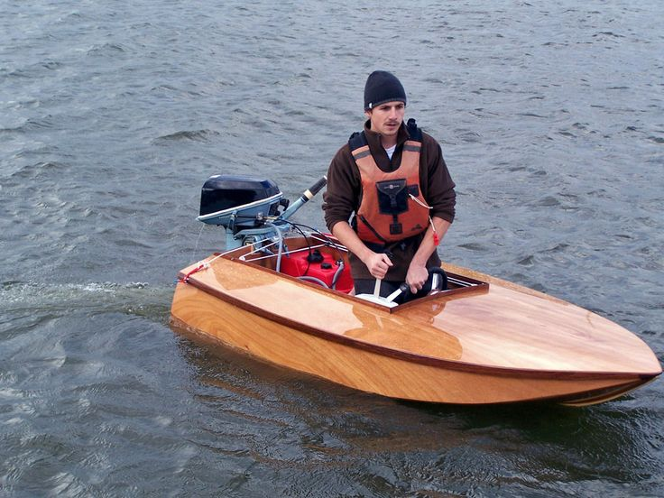 Cocktail Class Skua Racing power boat | Wooden Boats ...