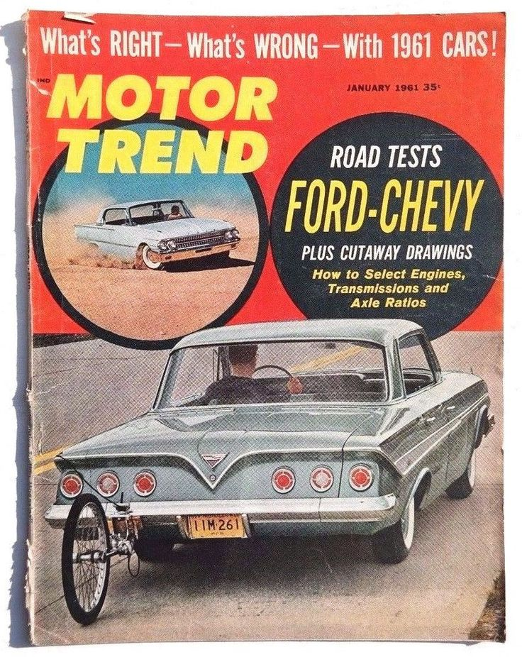 7 best Vintage 1950\'s Car Magazines, Purchase at www.zapvintage ...