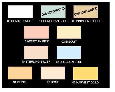 Update: Where to buy vintage color toilets -- pink, blue, harvest gold, beige…
