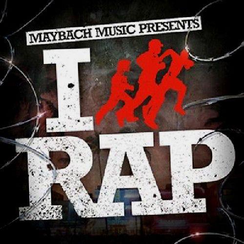 Rick Ross - I Run Rap Mixtape CD