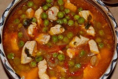 #reteta #supa marocana de pui