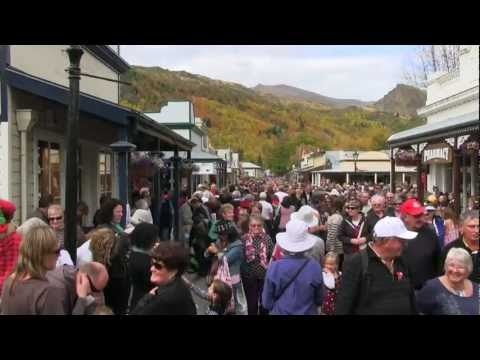 27 April 2012 Arrowtown Autumn Festival