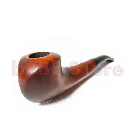 """NEW Long pipe 7.3"""", Wooden Pipe Collection Tobacco pipe, Smoking Pipe. Long Hand Carved Pipe EXCLUSIVE DESIGN. The Best Price Offer on Etsy, $15.95"""