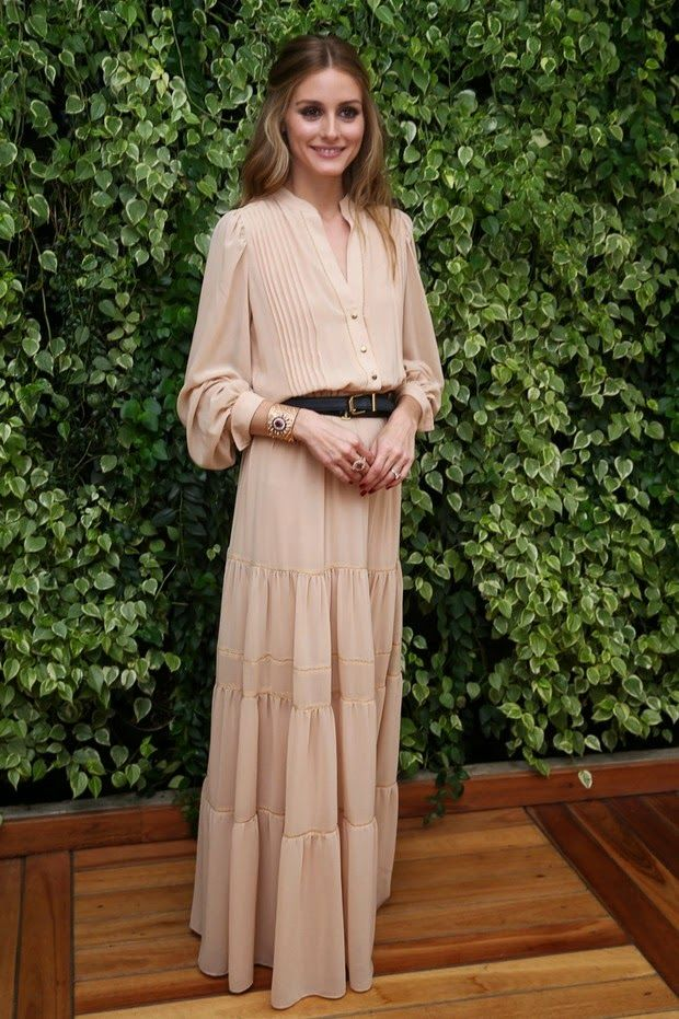 Olivia Palermo at the launching event of Emar Batalha Glam Collection in São Paulo, Brazil l 2014