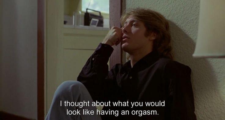 James Spader in Sex, Lies, and Videotape (Steven Soderbergh, 1989)