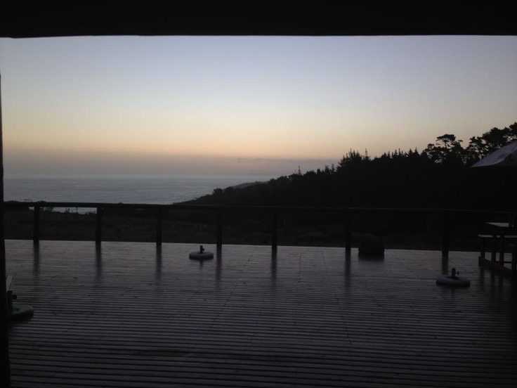 Beautiful sunset at Kwelanga Lodge  www.kwelanga.co.za