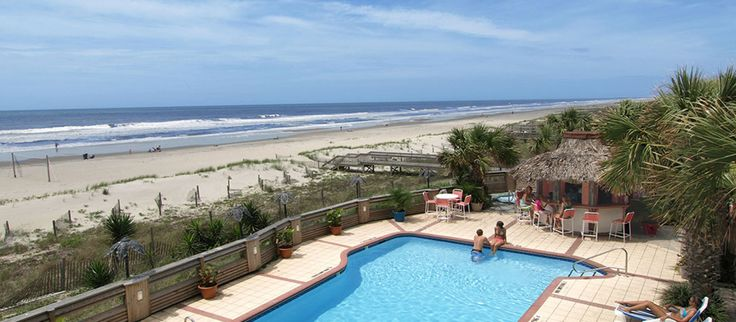 The Winds Resort Beach Club Oceanfront Hotel - Ocean Isle Beach NC. A small, intimate island resort offering Rooms, Suites & Cottages