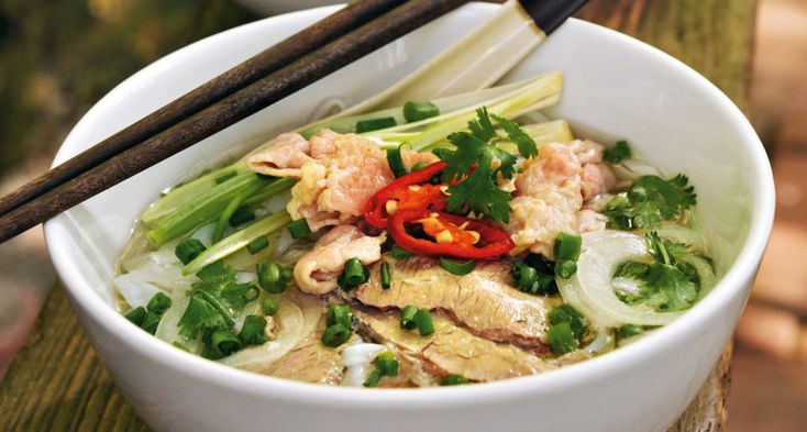 Vietnamese Beef Noodle Soup. Pho. Recipe. InDaily.