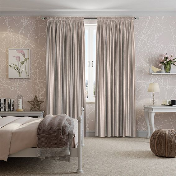 25+ Best Ideas About Silk Curtains On Pinterest