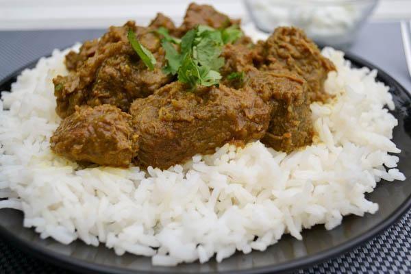 Beef Recipes :Beef Vindaloo Recipe